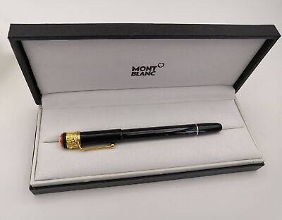 Montblanc Heritage Collection Rouge & Noir Special Edition Rollerball Pen