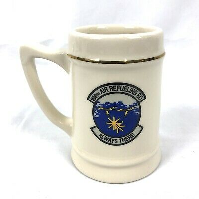 909th Air Refueling Squadron Pacific Air Force Always There Coffee Tea Mug Cup