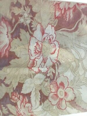 Antique french fabric Wall Hanging - The Country Trader