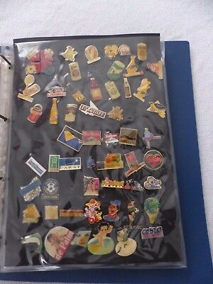 Lot 1 : 54 Pin's De Collection - Rare
