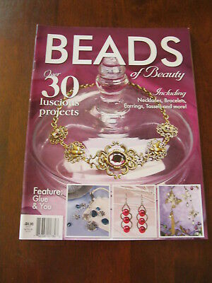 Beads of Beauty :Over 30 Luscious Projects: Inc: Necklaces,Earrings  :  Preloved