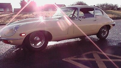 1969 E Type Jag e type Jaguar Lhd Series 2.. 1 OWNER 58000 MILES MAY PX