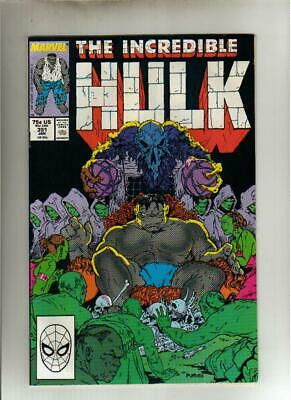 The Incredible Hulk #351 - January 1989