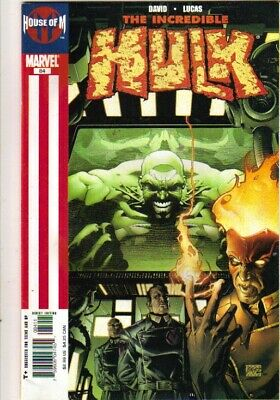 The Incredible Hulk #84 - September 2005
