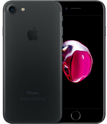 Apple Iphone 7 32Gb Black Nero Opaco Garanzia Nuovo Sigillato 32 Gb