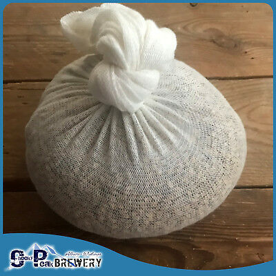 Muslin Cloth Grain Bag, Hop Bag, Cheese Cloth, Home Brewing, Beer Brewing