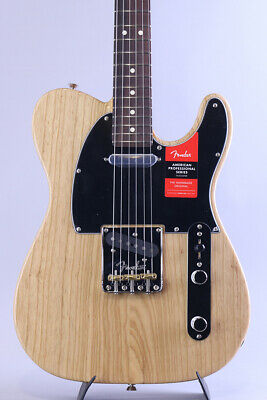 Fender: Electric Guitar American Professional Telecaster Natural R