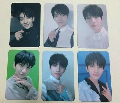 SEVENTEEN 6th Mini Album YOU MADE MY DAWN Official Photocard - Joshua Set (6pcs)