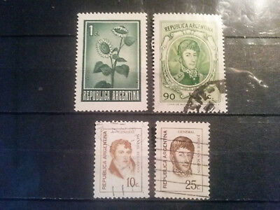 Briefmarke Philatelie Argentinien 1977