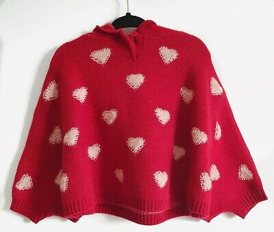 IKKS BABY GIRL Poncho - Size 24 Months - $35 00   PicClick