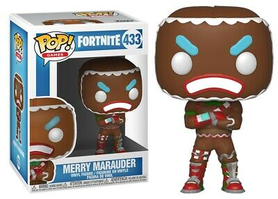 Funko POP! Games Fortnite MERRY MARAUDER 433 Vinyl Figure