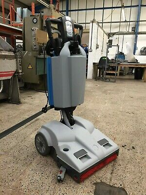 Lindhaus LW46 Hybrid High Tech Scrubber Floor Scrubber Cleaner Drier Commercial