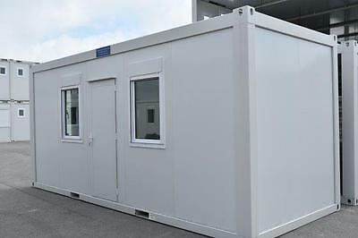 Portable Building New  20' x 8' Office & Kitchen - Ideal Canteen