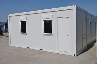 New Modular Buildings - Portable Buildings - 4 Bay Office / Canteen etc