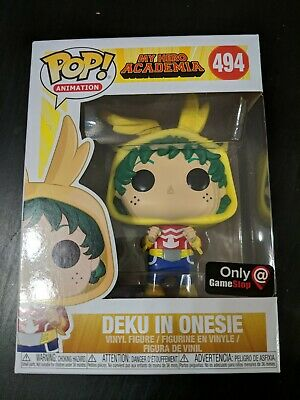 My Hero Academia*funko Pop*young Deku*gamestop Exclusive*in Hand*494*