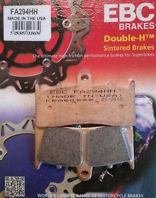 EBC FA294HH Sintered Brake Pads (Front) - BMW R1150GS Adventure, R1150RS, R1200C
