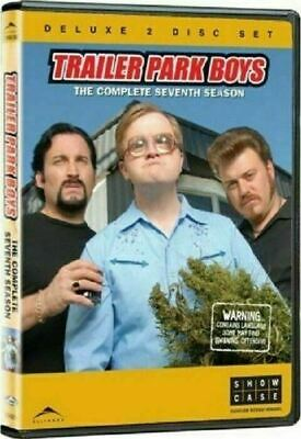 Trailer Park Boys: The Complete Seventh Season  [DVD] New and Factory Sealed!!