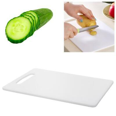 Strong Plastic Chopping Board Light Easy Clean Chop Slice Meat Food Board Set