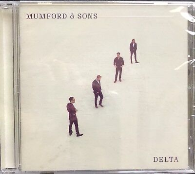 """mumford and sons """"Delta"""" CD Newest Album (2018)"""