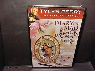 Tyler Perry Collection Diary Of A Mad The Play New Dvd