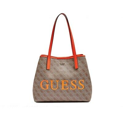 GUESS VIKKY SP699524 KIT di Doppia borsa a spalla shopping bag bianco donna