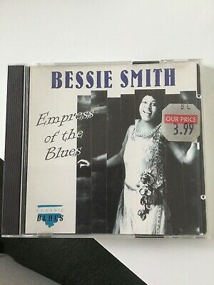 Bessie Smith- Empress Of The Blues - CD