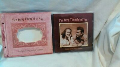 Rare The Very Thought Of You Featuring Glendon Smith On Saxophone cd3970