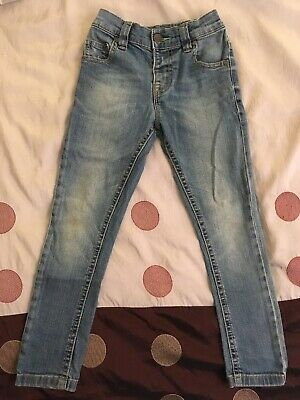 Boys Age 5 Bluezoo Blue Jeans