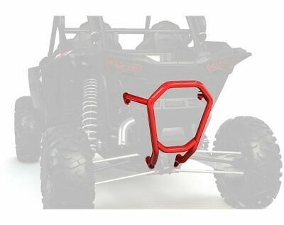 NEW OEM POLARIS RZR Fron Bull Bumper - Indy Red - 2881202
