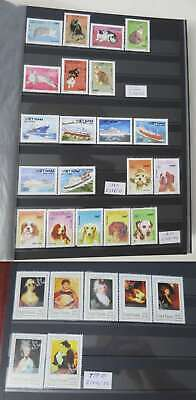 VIETNAM 1990 Four thematic sets mnh** ws/ck321