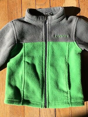 202b29dc4 COLUMBIA INFANT TODDLER BOYS GIRLS Fleece Jacket