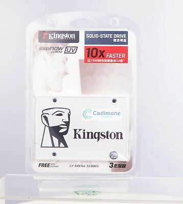 "For Kingston SATA III SSD UV400 2.5"" 240GB TLC internal Solid State Drive New r2"