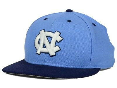North Carolina Tar Heels - Ncaa Nike 643 Fitted Light Blue Fitted Hat 7 3  0f3cfcd909e1