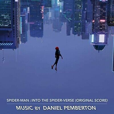 Spider-Man: Into The Spider-Verse / O.S.T. - Daniel Pemberton (2018, CD NEUF)