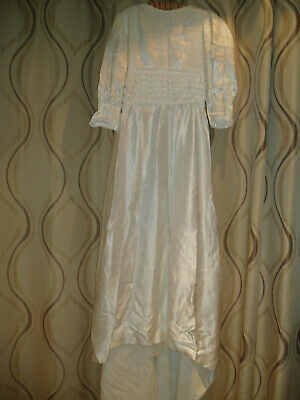 Vintage Edward Black Of Nottingham Wedding Dress