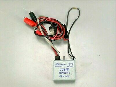 Tempo 77HP TRACER 2  Tone Polarity Continuity with clamps