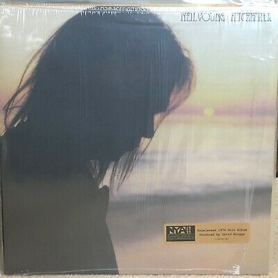 Neil Young Hitchhiker LP Vinyl