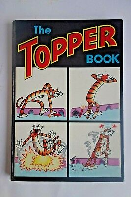 Vintage Comic 1966 Topper Book Annual D C Thomson Inscribed