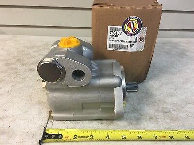 Power Steering Pump R.H. 28 GPM for Peterbilt. PAI # 730403 Ref. # PS362815R102