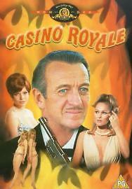 Casino Royale DVD New and Sealed. Free Delivery