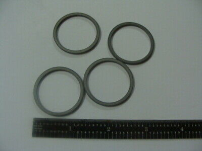 Hughes 369 Part MD 500 Part Cyclic Pitch Control 4 Rings Washers Shims Retainers