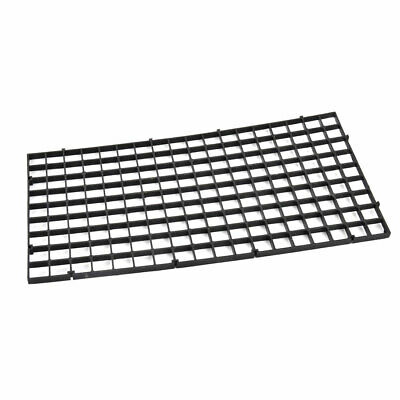 Aquarium Fish Tank Fry Screen Egg Net Crate Separate Divider Board Black