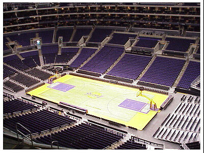 2 NOP Pelicans vs Los Angeles Lakers Tickets 2/27 LEBRON 2nd Row STAPLES Center