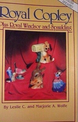 Royal Copley / Windsor Price Guide Collector's Book