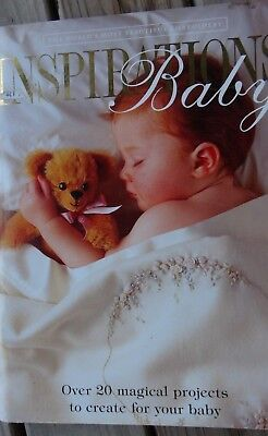 Inspirations Baby Embroidery Magazine 1999