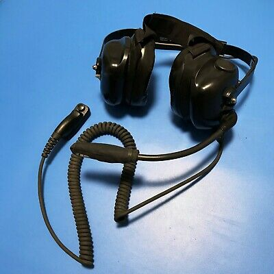 Heavy Duty Headsets Motorola XPR APX behind the head high noise HDHNTC-IS-TRBO
