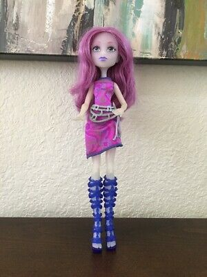 Beautiful Monster High Doll Ari HAUNTINGTON Welcome To Monster High EUC