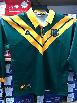 Greenmaster Rugby-Style Jersey
