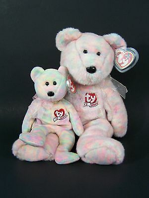Ty Beanie Baby and Ty Beanie Buddy Celebrate 15 years Multicolored Plush w  Tags 405222d96cef