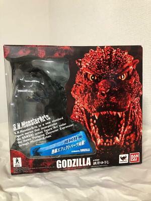 SALE S.H. Monster Arts Godzilla figure initial effect parts JAPAN